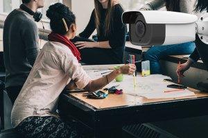 videovigilancia centros de estudio