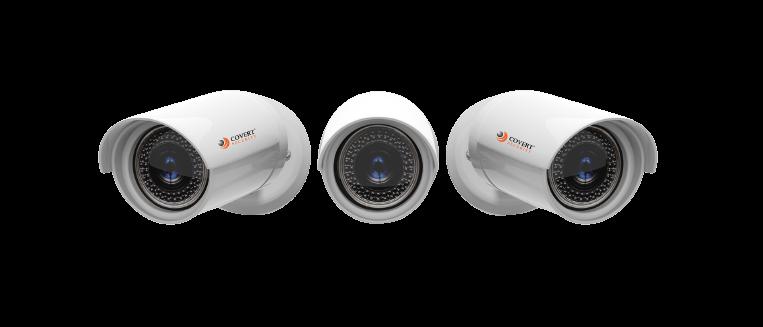 Cámaras de seguridad y videovigilancia